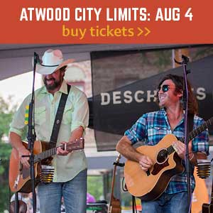 Atwood City Limits Music Festival